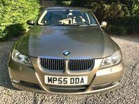 BMW 330D E90 Automatic 3.0 litre turbo diesel 231BHP edition