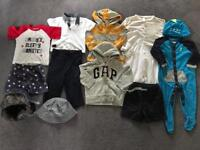 Boys Bundle Age 12-18 months