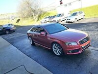 Audi A4 s line for sale full service history