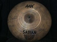 Sabian AAX Memphis Ride (21 inch). Great condition