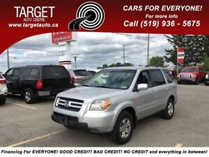 2008 Honda Pilot LX Drives Great, Very Clean and More !!!!