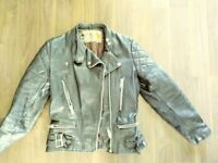 Wolf Black Leather Jacket & JTS Trousers - Ladies for sale  Biggleswade, Bedfordshire