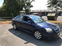 2008 Toyota avensis 1.8 automatic 12 months mot/3 months parts and labour warranty