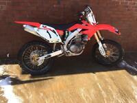 Crf 450r 2006