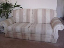 Large DFS Sofa - as new (2 available)