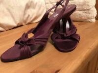 New Look New Plum Sandals