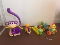 toy bundle, used but still in good condition