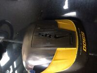 Nike Golf Clubs (Driver + 3 Wood Left Handed)