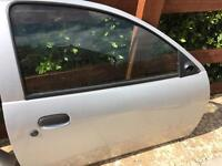 Ford Ka drivers o/s door and wing