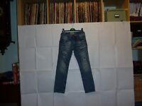 Next Authentic Jeans – Ripped – 7yrs – H=122cm