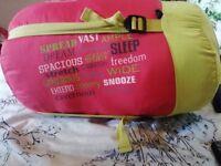 Hi-Gear Sleeping Pod 3 Season Sleeping Bag