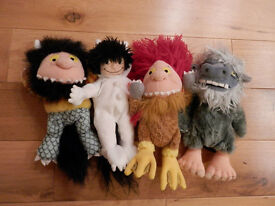 Where the Wild Things and Max Soft Toys