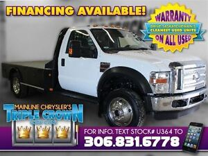 2009 Ford F-550 Super Duty Drw XLT -