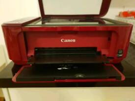 Cannon MG3550 printer/scanner