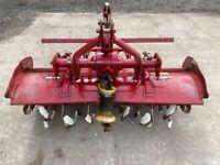 SHIBAURA 1.6 Meter Rotavator Tiller compact tractor massey ferguson ford