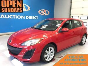 2011 Mazda MAZDA3 SPORT GX!! ALLOYS! FINANCE NOW!
