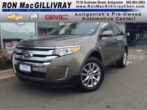 2014 Ford Edge Limited..SUNROOF..NAV..$205 B/W Tax Inc..GM Cert
