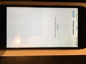 iPhone 6 16gb Vodafone space grey