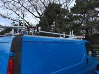 Van Roof Rack. Double ladder £1500 RRP