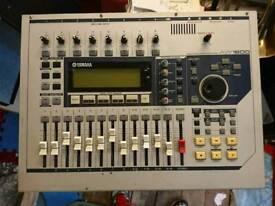 Yamaha aw1600 professional audio workstation recording studio