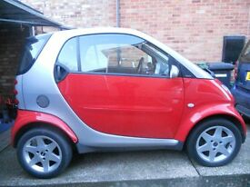 SMART CAR !!!!!!!! £500 !!!!! SPARES OR REPAIR !!!! £500