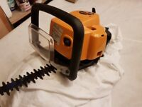 Hedge Trimmer, McCulloch Gladiator 550, used once, like new.
