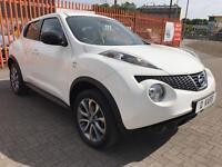 2014 (14) Nissan Juke 1.5 DCi N-Tec / 45K FSH / 1 Owner / 12 Months MOT / 6 Months Warranty