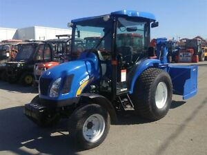 2008 New Holland BOOMER 3045 Tracteur