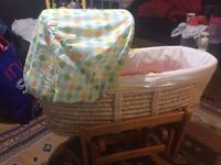 2 months old,very good condition Cots and beds