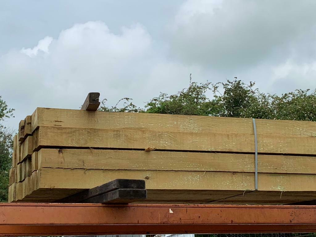 8fts 4x4 Posts In Barrow Upon Soar Leicestershire Gumtree