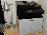 Samsung CLX-6260ND Colour Printer/Scanner - full working order