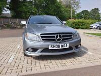Mercedes-Benz C220 CDI SPORT MOT TO 2022 like audi a4 a6 a8 like e class like bmw 3 series 5 series