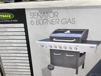 Outback senator 6 gas BBQ