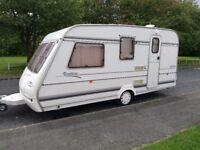 Compass Vantage 450/4 4berth caravan