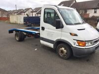Recovery project iveco 2.8TD very good condition is working perfect sale or swap