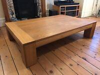 Oak Coffee Table BO Design