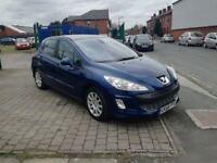 2008(58), Peugeot 308 1.6 VTi SE 5dr Hatchback, FREE 12 MONTHS BREAKDOWN & 3 MONTHS WARRANTY, £1,795