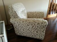 Armchair. like new and very comfortable.