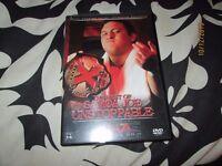 TNA/ROH THE BEST OF SAMOA JOE UNSTOPPABLE DVD HAVE OTHER WRESTLING DVDS FOR SALE