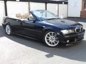 BMW 3 Series 3.0 330Ci Sport 2dr£2,995 p/x welcome Full services history