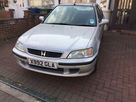 Honda Civic 2000 Automatic - Low Miles