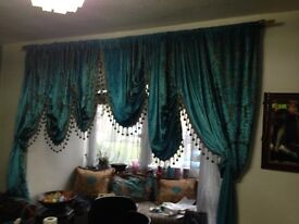 beautiful moroccan curtains