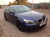 (54)BMW 530d se automatic,mot - April 2017,only 91,000 miles,service history 8 stamps,mercedes,audi,