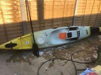 Stealth Sea Fishing Kayak