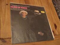 Vinyl Record 33rpm Themes Featured inVisonti's Film Death In Venice 1967