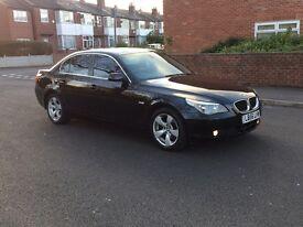 BMW 520d se 2006 black