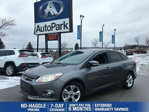 2013 Ford Focus SE | 5 Speed Manual | Heated Seats | Bluetooth