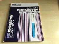 SQA Leckie National 5 Chemistry Student book