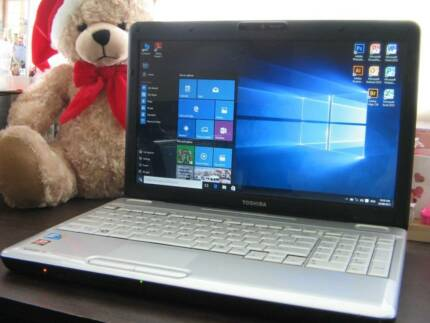 "High quality 15.6""Toshiba satellite Laptop, build in Webcam &Wifi Parramatta Parramatta Area Preview"