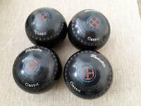 Henselite classic Bowls Size 5 Heavy